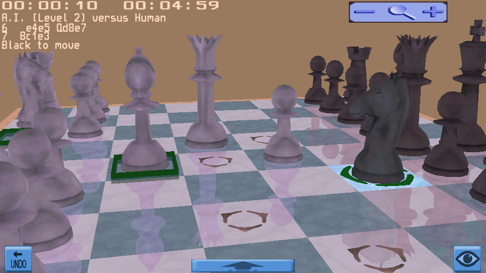 Napo Chess Lite - screenshot