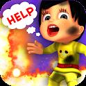 急救措施 - 燃烧 icon