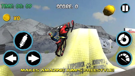 Snow Moto Racing Xtreme 1.0 screenshot 92201