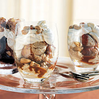 Rocky Road Sundaes