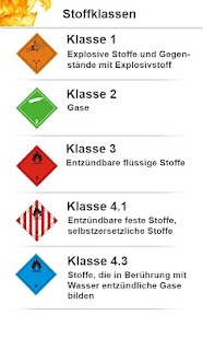LogiAssist - dangerous goods- screenshot thumbnail