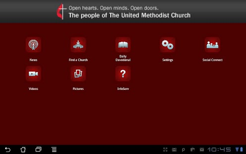 The United Methodist Church - screenshot thumbnail