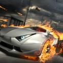 3D Crazy Speeding Car Race icon