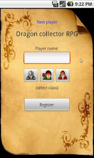 Dragon collector RPG - screenshot thumbnail