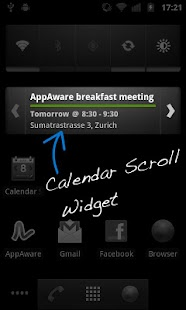 Calendar Widget: Month+Agenda - 1mobile台灣第一安卓Android ...