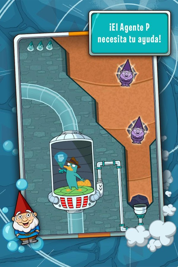 ¿Dónde está mi Perry? - screenshot