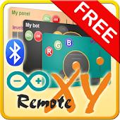 Bluetooth Arduino control FREE