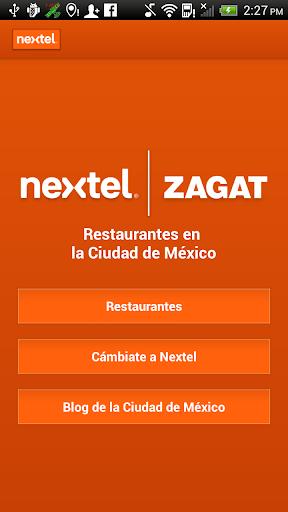 Restaurantes- Ciudad de México