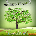Word Teaser Letter Puzzle Fun logo