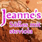 Süßes mit Stevia