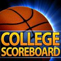 College Basketball Scoreboard+ icon