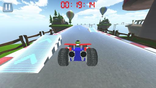 速度特技赛:跑车