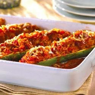 Stuffed Zucchini by Campbell's Kitchen