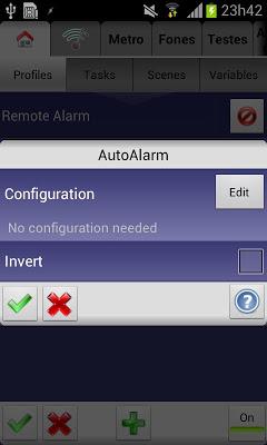 AutoAlarm - screenshot