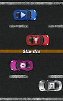 Screenshot of Star Race Car