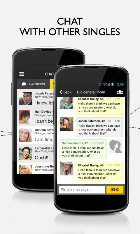 Cupid.com - Dating for singles- screenshot