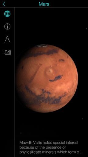 Solar Walk: Explore the Universe in Planetarium 3D  screenshots 6