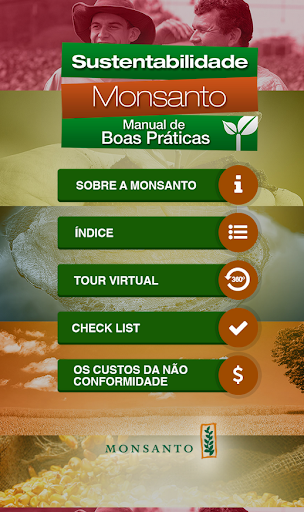 Manual Boas Práticas Monsanto