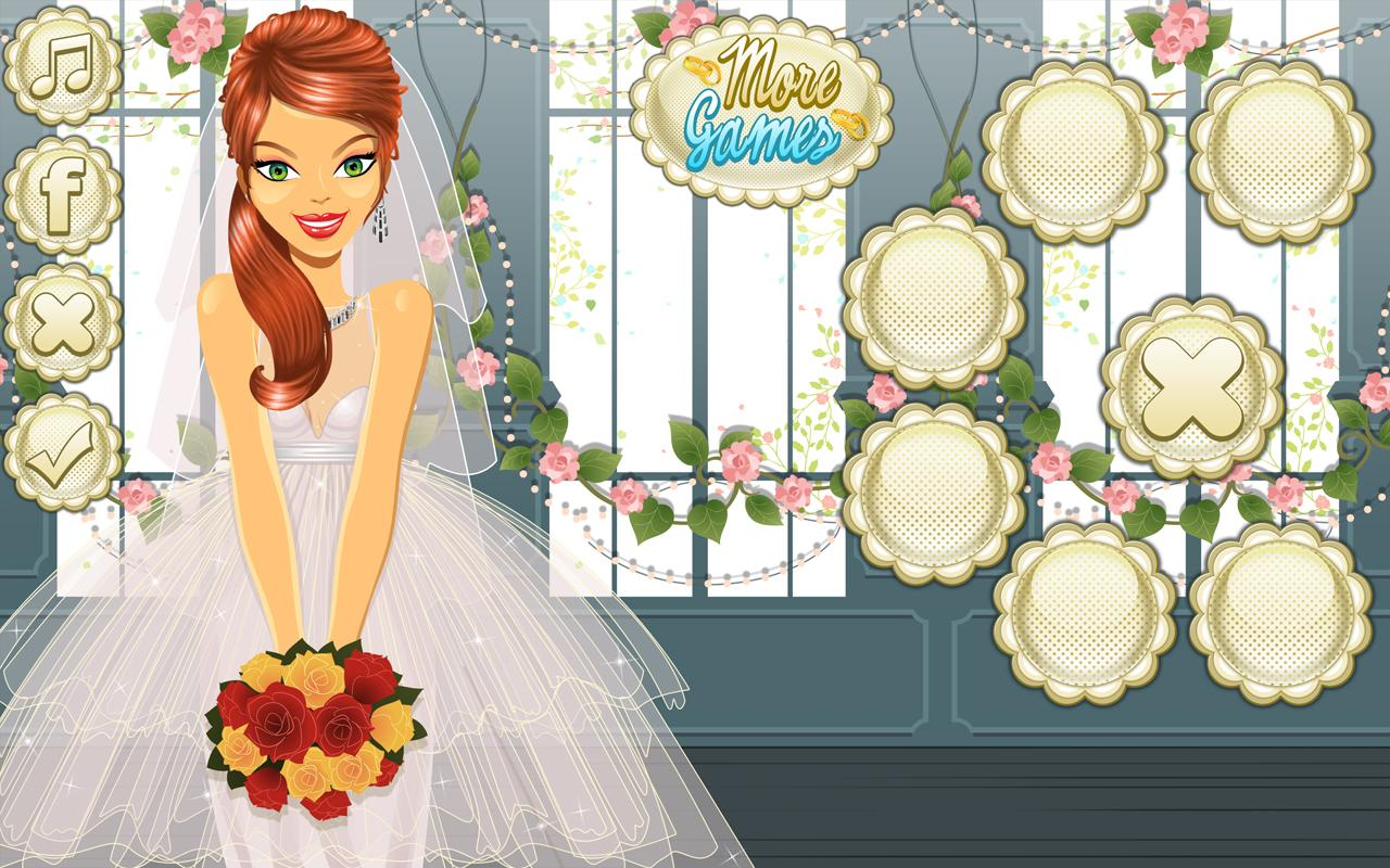 Wedding Bliss For Girls - screenshot