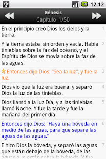 Santa Biblia RVA (Holy Bible)- screenshot thumbnail