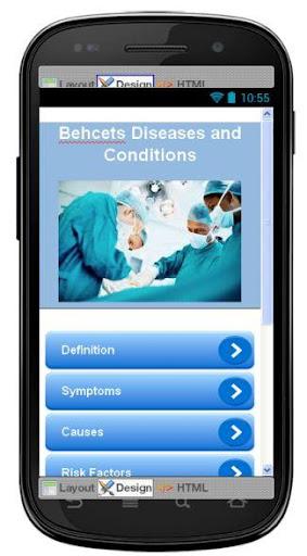 Behcets Disease Symptoms