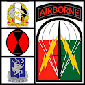 US Army Patches icon