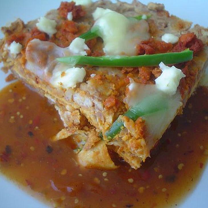 Mexican Bean Casserole Recipe