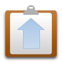 Simple Notepad Upload Addon icon