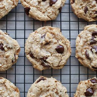 Chocolate Chip Toffee Treasure Cookies
