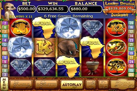 Kalahari Sun Slots FREE  {cheat|hack|gameplay|apk mod|resources generator} 4