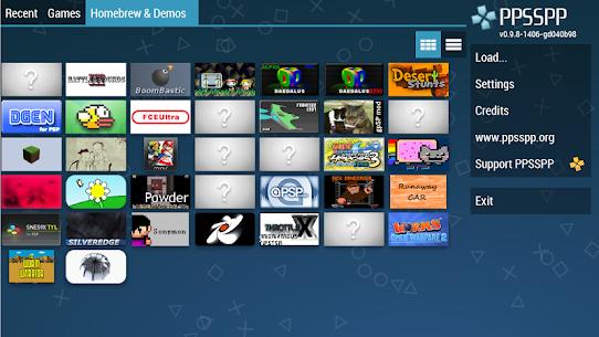 PPSSPP Gold: PSP Emulator 3