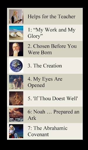LDS Sunday School Manual 2014