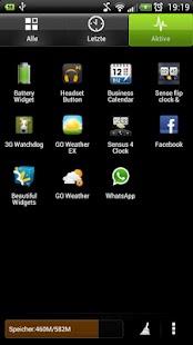 HTC Sense 4.0 Go Theme - screenshot thumbnail