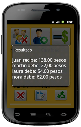 【免費財經App】Divisor de Gastos Grupales-APP點子