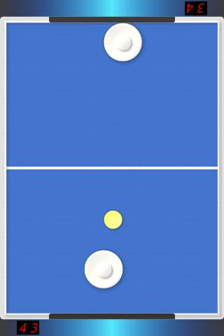 Air Hockey FREE- screenshot