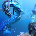 Aqua Dragon-HEALING 06 Free logo