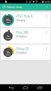 Battery Genie Screenshot