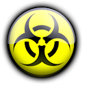 Biohazard Analog Clock Widget icon