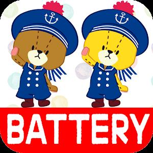 BATTERY WIDGET TINY TWIN BEARS 個人化 App LOGO-APP試玩