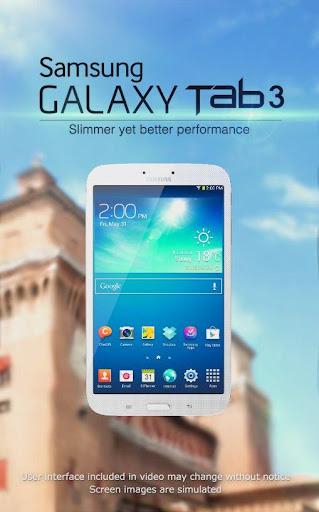Galaxy Tab3 8.0 Retailmode
