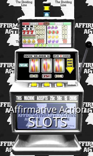 免費紙牌App|3D Affirmative Action Slots -|阿達玩APP