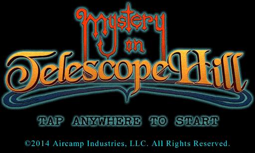 Mystery on Telescope Hill Lite