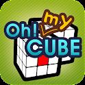 Oh my Cube logo
