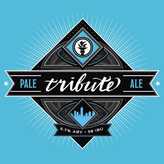 Logo of Tribute Pale Ale