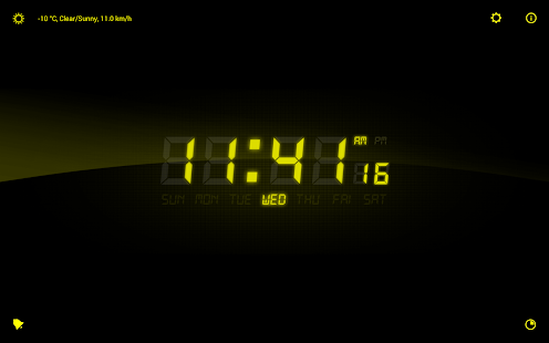My Alarm Clock Free - screenshot thumbnail