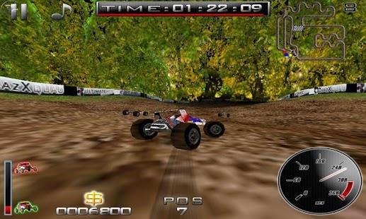 Buggy RX Free- screenshot thumbnail