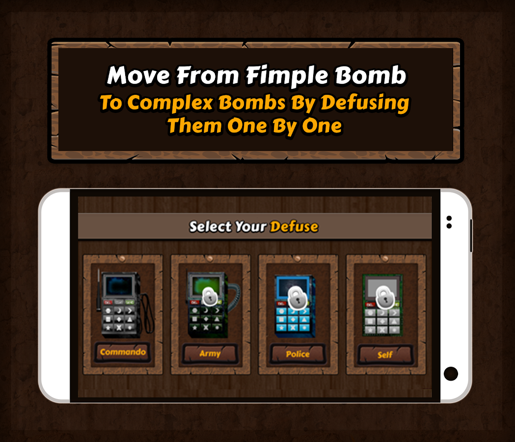 Defuse Bomb 3D Tapping Game- screenshot