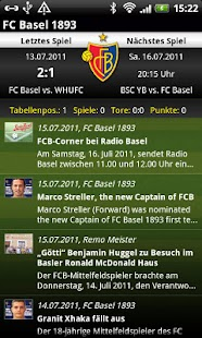 FC Basel 1893 - screenshot thumbnail