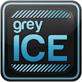greyICE HD Launcher Theme