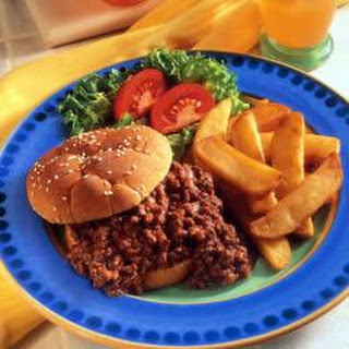 Campbell's Kitchen Souper Sloppy Joes